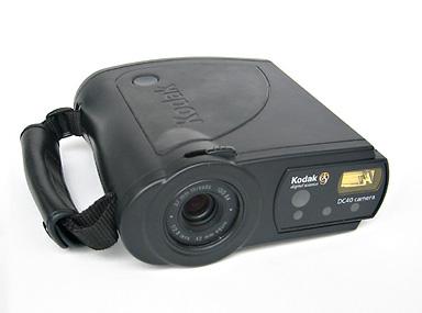Kodak DC40 Paleo-Digital Camera