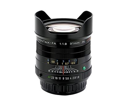 Pentax FA 31mm