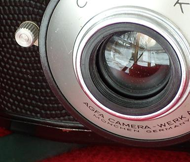 Lens Detail, Good Original