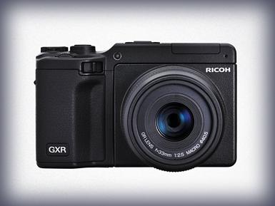 Ricoh GXR & lens/sensor module