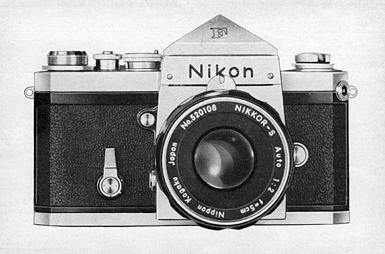 1959 Nikon F